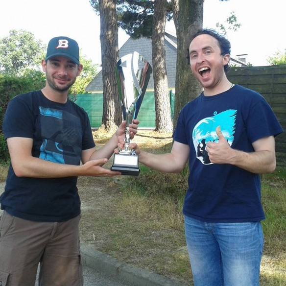 Champions outdoor 2015 Grand Ouest !