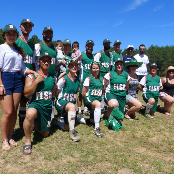 [Softball] May La Force be with you (tournoi du 14 juillet, La Force, Aquitaine) !